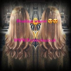 rocklocks hair extensions Brazillian Weave