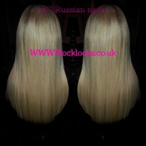 rocklocks hair extensions blonde 001