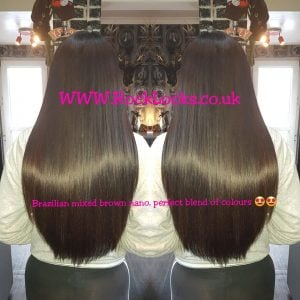 rocklocks hair extensions super long glossy hair
